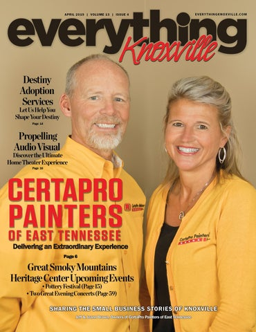 Everything Knoxville April 2019 Edition by Everything