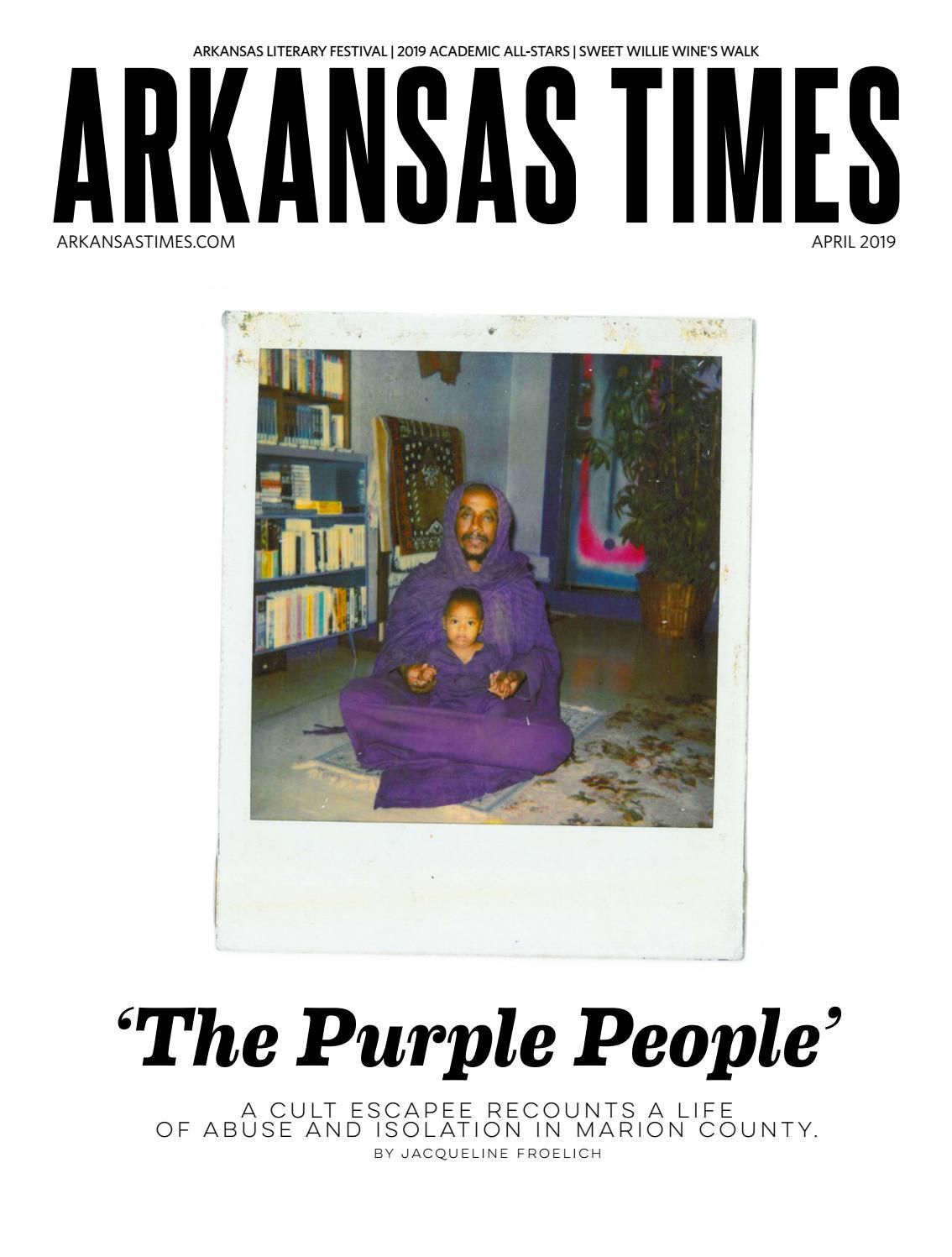 efe0bd7b91f3ab Arkansas Times | April 2019 by Arkansas Times - issuu