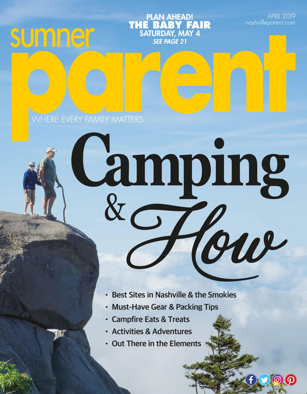 18f9c99f08bcc7 Sumner Parent magazine April 2019 by Day Communications DayCom Media - issuu