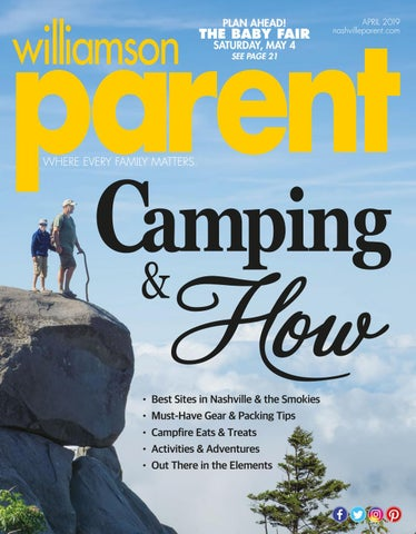 c43f84a5873 Williamson Parent magazine April 2019 by Day Communications/DayCom ...