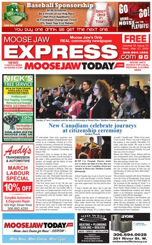 4cfb938304ce9 Moose Jaw Express by Moose Jaw Express - issuu