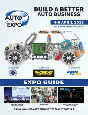 Australian Auto Aftermarket Expo Guide 2019 by aaaa710 - issuu