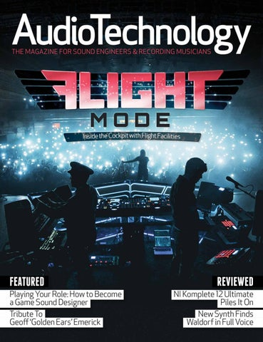 AudioTechnology App Issue 56 by Alchemedia Publishing - issuu