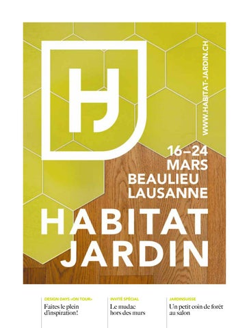 Habitat-Jardin 2019 by Inédit Publications SA - issuu