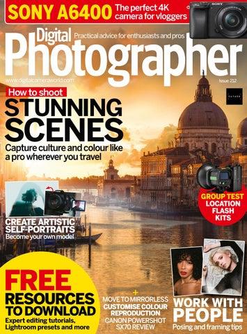 Digital Photographer 212 Sampler By Future Plc Issuu