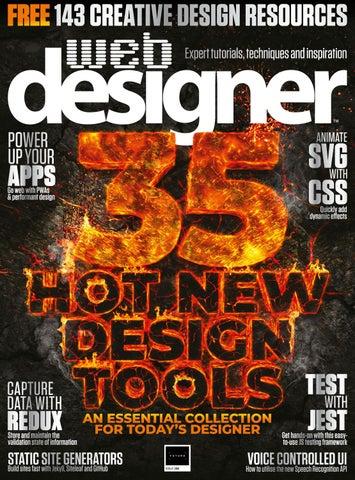 Web Designer 286 (Sampler) by Future PLC - issuu