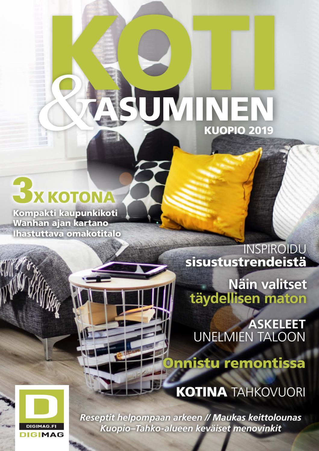 Koti Asuminen 2019 By Nmt Kuopio Issuu