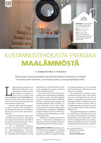 Page 68 of Kustannustehokasta energiaa maalämmöstä