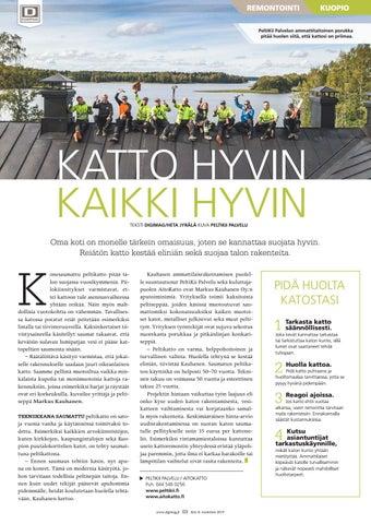 Page 69 of Katto hyvin, kaikki hyvin
