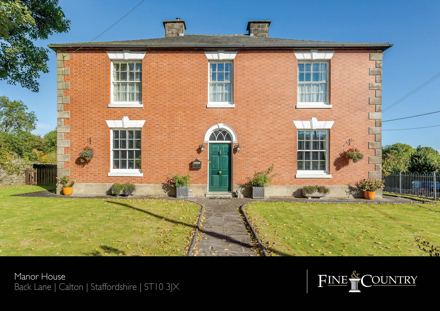 Properties for Sale in Stafford, Ranton Abbey Stafford ...