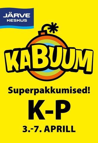 b41d641c2f9 KABUUM! Superpakkumised Järve Keskuses! by Järve Keskus - issuu