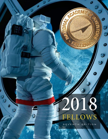 2018 NAI Fellows Commemorative Book by National Academy of