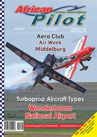 African Pilot magazine - April 2019 preview