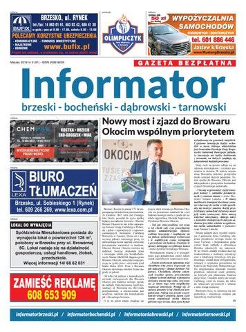 Informator Brzeski By Informator Brzeski Issuu