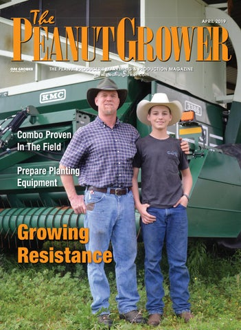 Peanut Grower April 2019 by One Grower Publishing - issuu