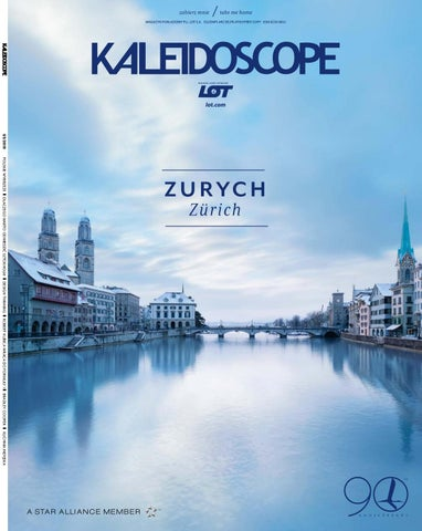 Kaleidoscope March 2019 by LOT Polish Airlines - issuu