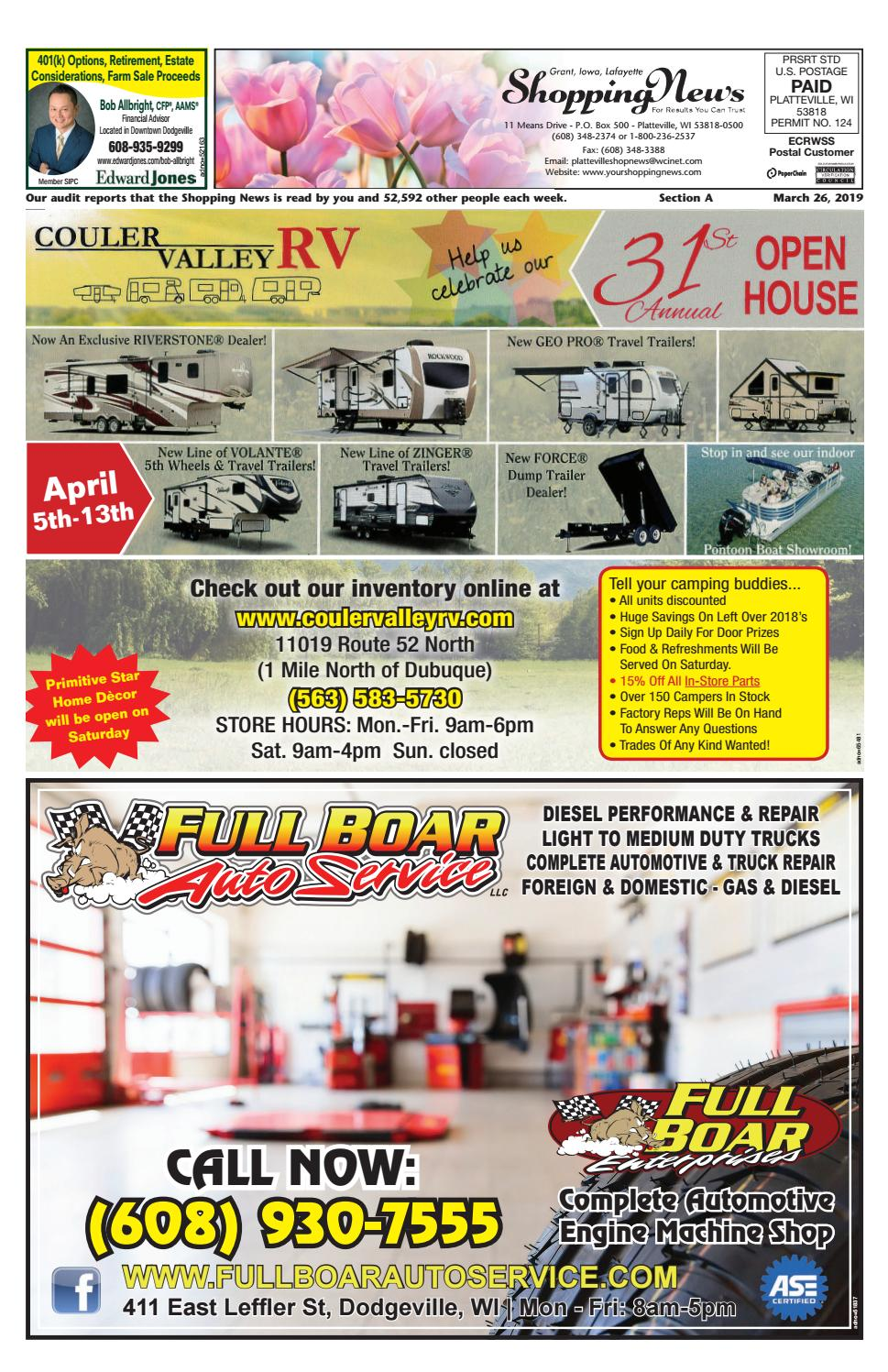 GIL Shopping News 3-26 by Woodward Community Media - issuu