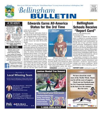 Bellingham Bulletin April 2019 by Bellingham Bulletin - issuu