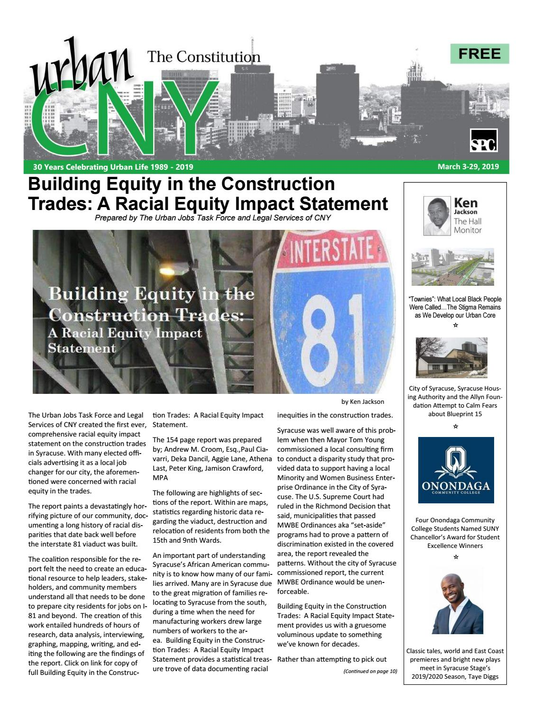 Urban CNY March 2019 Edition Digital Tabloid Version 1 0 by