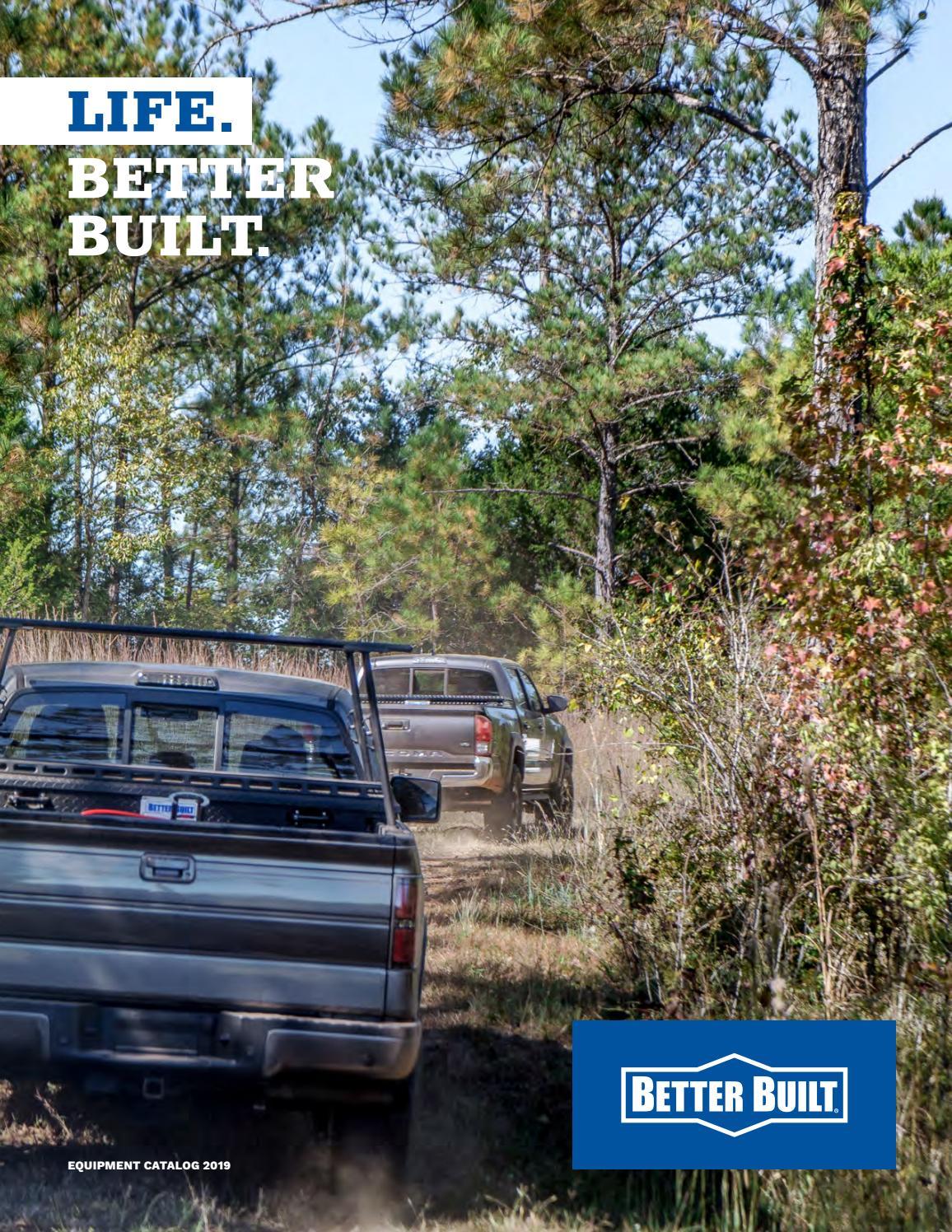 Better Built 64210152 Top Mount Tool Box