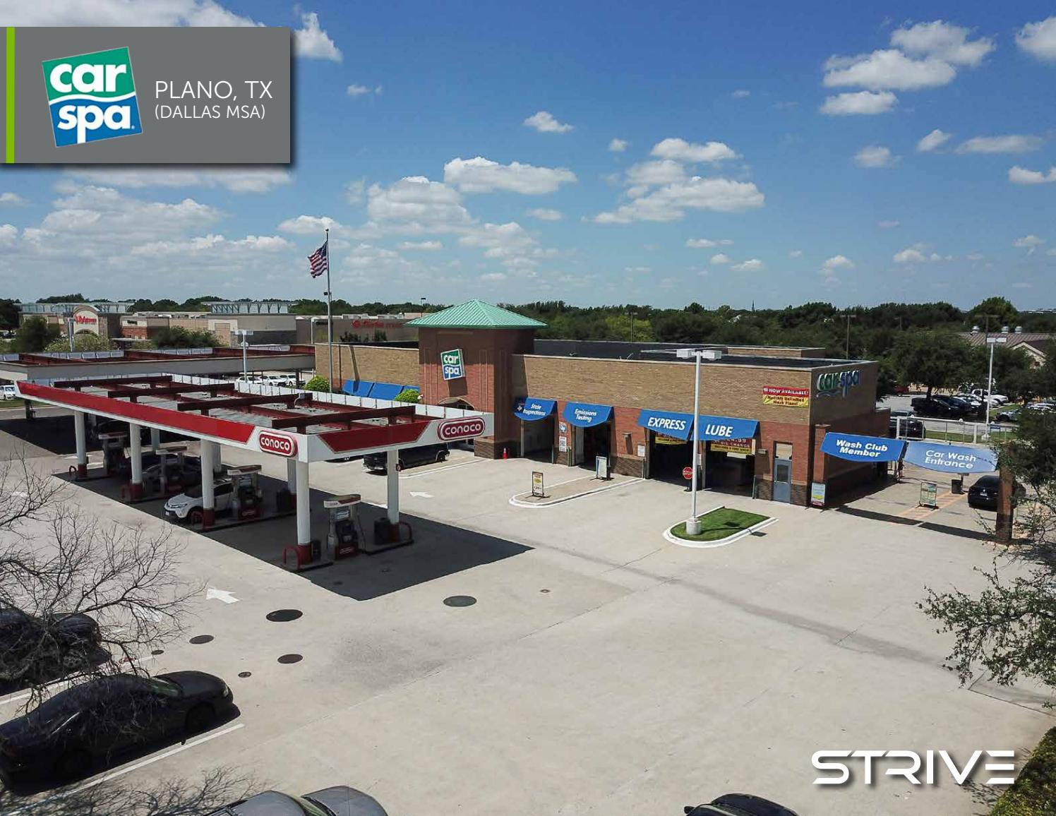 Car Spa - Plano, TX by STRIVE - issuu