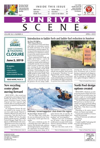 April 2019 Sunriver Scene by Sunriver Scene - issuu