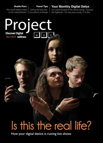 Project esc April Issue 2 by Mag Lab - issuu