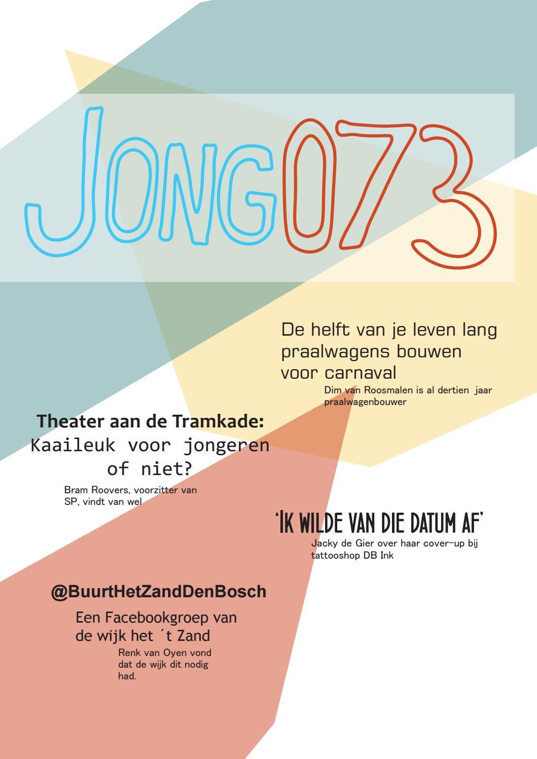 454de05d1da Jong073 by Fontys Hogeschool Journalistiek - issuu