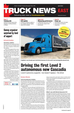 Truck News - East April 2019 by Annex Business Media - issuu