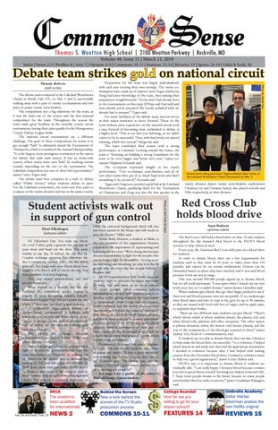 Issue 11 - March 21 2019 by woottonnews - issuu
