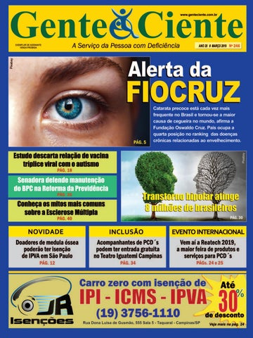 310770659 REVISTA GENTE CIENTE MARÇO 2019 by João Lage - issuu