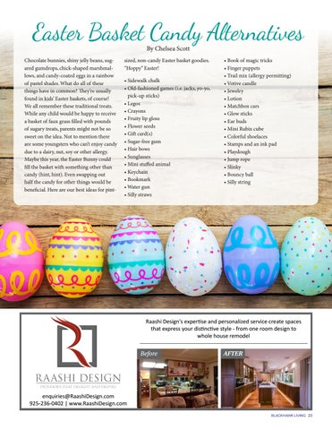 Page 23 of Easter Basket Candy Alternatives