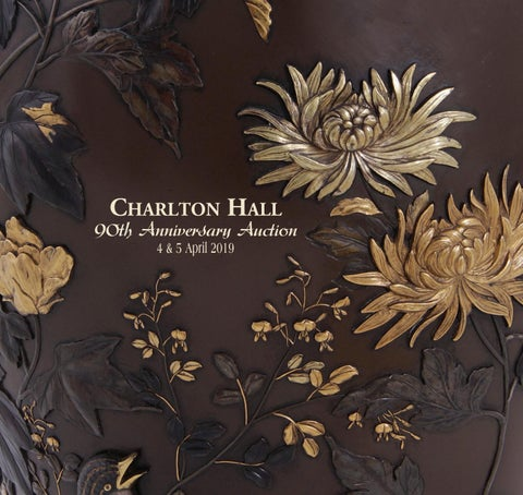 90th Anniversary Auction by Charlton Hall Auctioneers - issuu