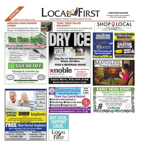 31560ff1 Local First Clifton Park 032819 by Capital Region Weekly Newspapers ...