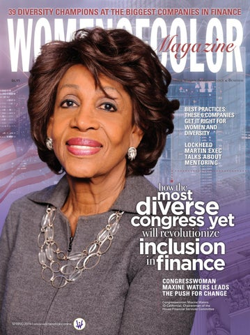 72518df2886ff Women of Color Volume 19 Issue 1 by CCGMAG - issuu