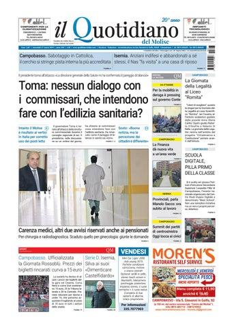 8acedb5619 quotidiano del 27-03-19 by redazionecb - issuu