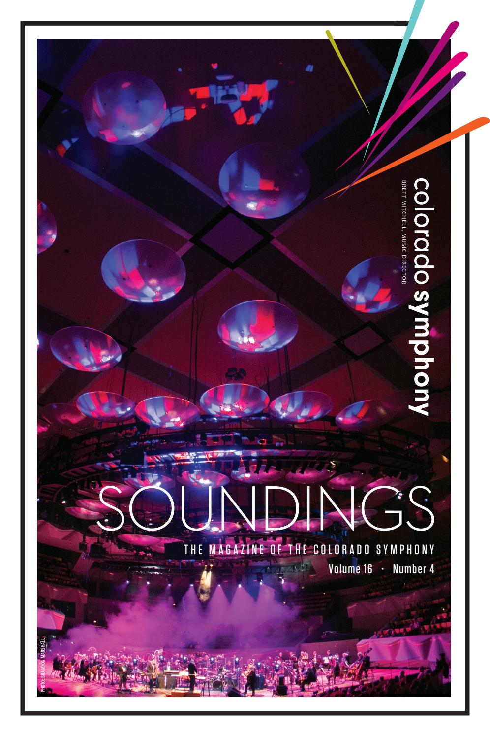Soundings Magazine Winter 2019, March 29-31, 2019 by The
