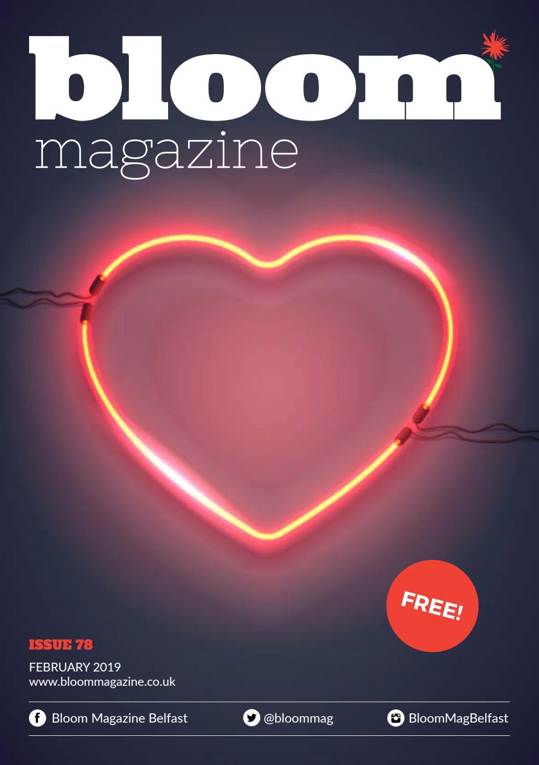 Magazine review   Bloom Magazine