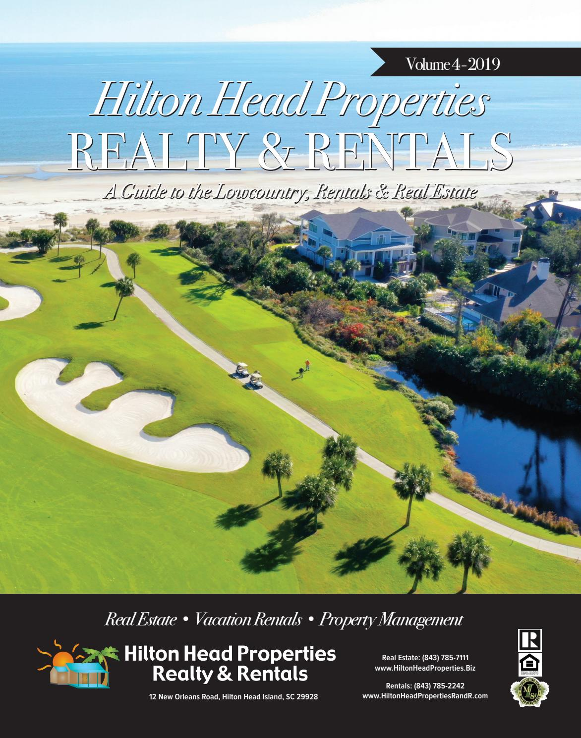 Hilton Head Properties Realty & Rentals: Guide to the