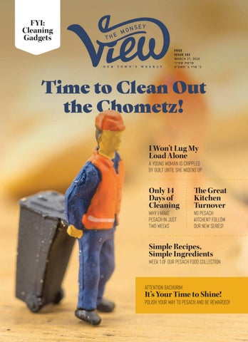 fb58e560bd Issue 192 by The Monsey View - issuu