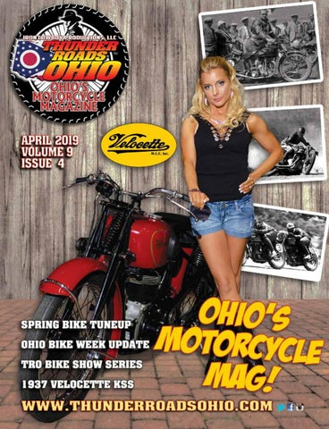 3f09f4e4046 Thunder Roads Ohio April 2019 by Thunder Roads Ohio Magazine - issuu