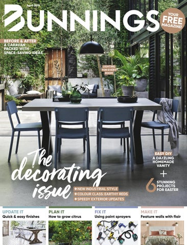 Pleasing Bunnings Magazine April 2019 By Bunnings Issuu Beatyapartments Chair Design Images Beatyapartmentscom