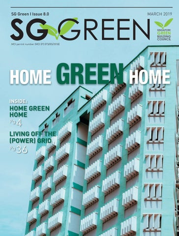 SG Green Issue 8 0 (March 2019) by SGBC - issuu