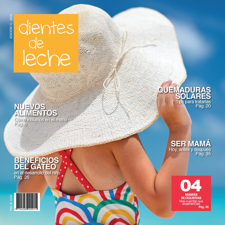 Revista Leche De 11 Edición Dientes 67fgbvYy
