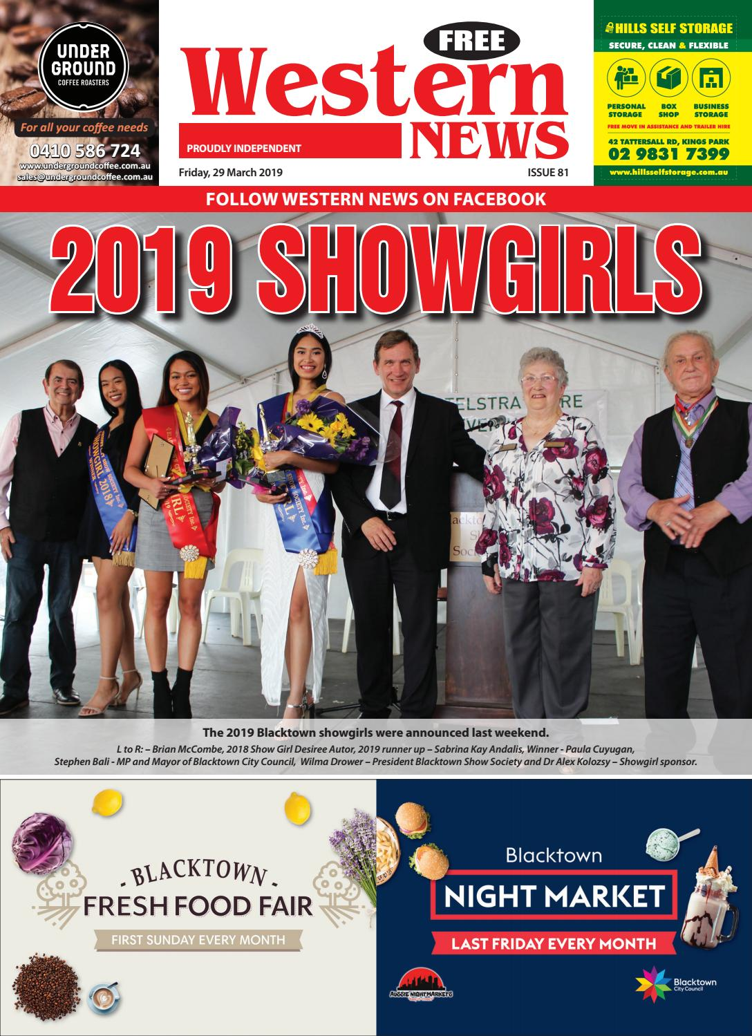 Western News 29 March 2019 by Nepean News - issuu
