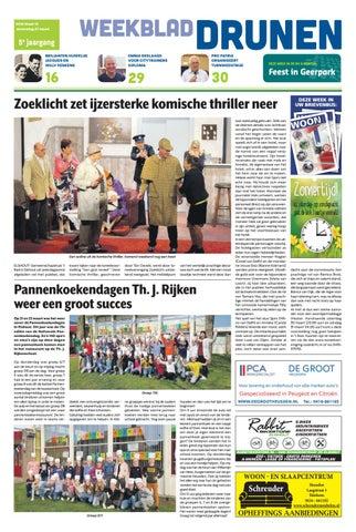 fcae2887665 Weekblad Drunen 27-03-2019 by Uitgeverij Em de Jong - issuu