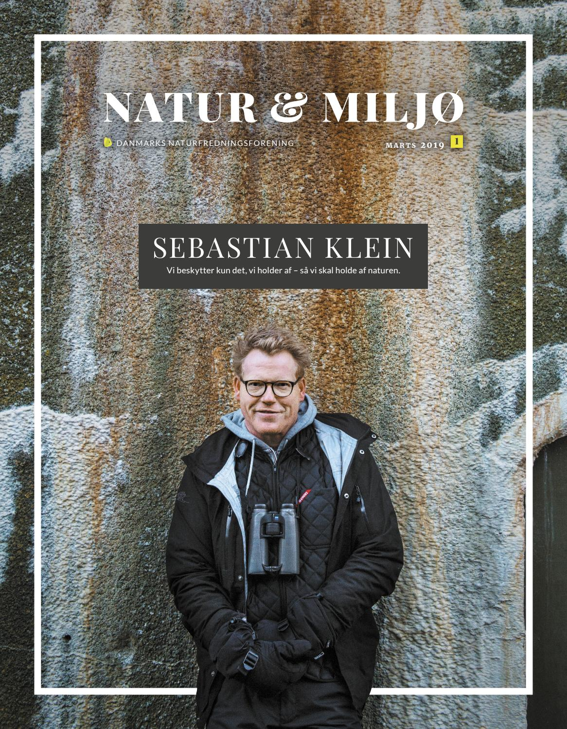 4ccf08f8a Natur & Miljø marts 2019 by Danmarks Naturfredningsforening - issuu