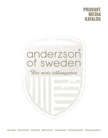 19c9fa21 Profilkatalogen 2019 - Anderzson of Sweden by Anderzson of Sweden ...