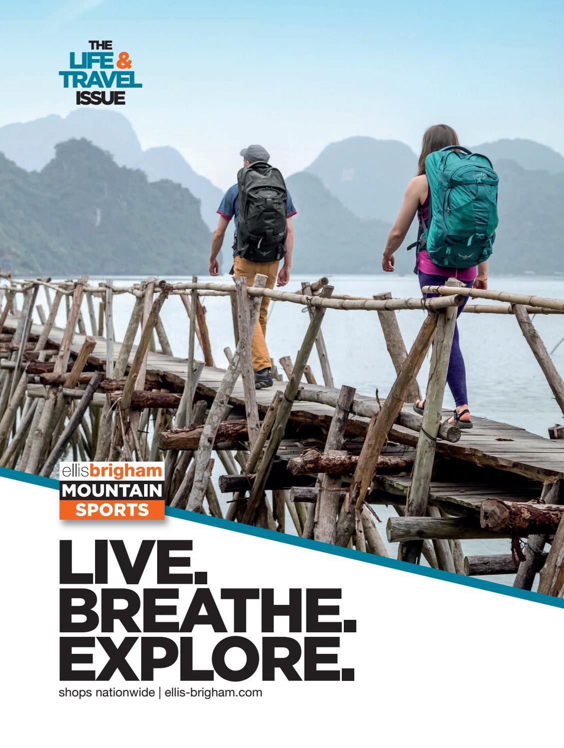 0b4e8c8c Life & Travel 2019 by Ellis Brigham Mountain Sports - issuu