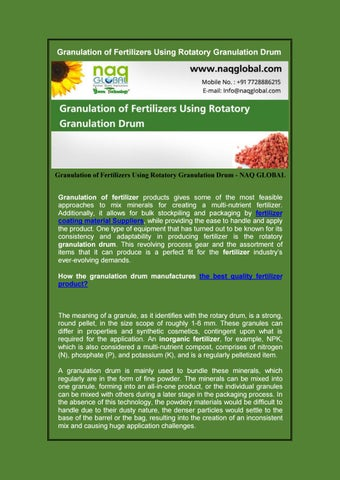 By Photo Congress    Examples Inorganic Fertilizer